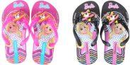 *Chinelo Infantil Grendene Kids Ipanema Barbie Style Feminino*
