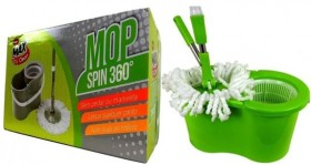 *Mop Clean Spin 360°*
