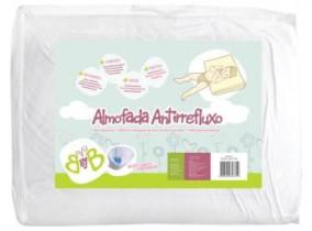 Travesseiro Anti Refluxo Impermeável Baby – 200 Fios 100 Algodão – Fibrasca (cód. 086343300)