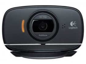 Webcam 8MP HD 720p com Microfone Embutido – Logitech C525 (cód. 088220100)