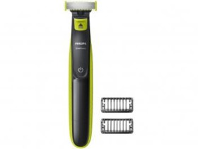 Barbeador Philips OneBlade QP2521/10 – Seco e Molhado 2 Pentes