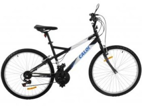 Bicicleta Caloi Montana Mountain Bike Aro 26 – 21 Marchas Freio V-brake Preto