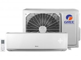 Ar-condicionado Split Gree 9.000 BTUs Frio – Eco Garden GWC09QA-D3NNB4D 220V