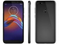 "Smartphone Motorola E6 Play 32GB Cinza Metálico 4G – 2GB RAM Tela 5,5"" Câm. 13MP + Câm. Selfie 5MP"