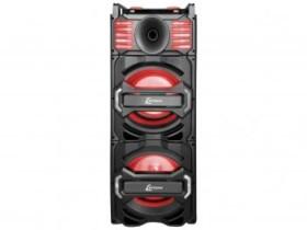 Caixa de Som Amplificadora Lenoxx CA 3800 1000W – Bluetooth USB com Subwoofer com Microfone MP3 220V