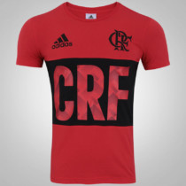 Camiseta do Flamengo adidas Gráfica – Masculina REF.: 891595