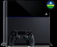 Console Ps4 Sony Nacional com 500GB Preto [CUH-1214A]