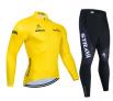 [Internacional] Bike Bretelle Longo + Camiseta Masculino Strava