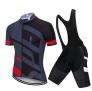 Conjuntos de Ciclismo [Bermuda acolchoada e Camisa]