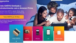 Experimente Amazon prime 30 dias grátis