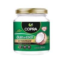 Óleo de Coco Extra Virgem 200ml – Copra Original (cód. 675330900)