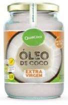 Óleo de Coco Extra Virgem 500ml Qualicôco (cód. 697230500)