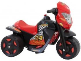 Moto Elétrica Infantil Ban 2 Marchas 6 Volts – Bandeirante