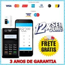 Maquininha Point Mini – Cartão de Débito e Crédito Frete Grátis sem Mensalidades