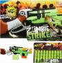 Lançador Nerf Zombie Strike Slingfire Hasbro