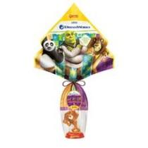 Ovo de Páscoa Garoto DreamWorks – Surpresas Sortidas 150g