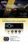 #BAIXOU!!! Som Automotivo Naveg NVS 3068 com Display em LCD, MP3, Rádio FM, Conexão USB, Leitor de Cartão SD e Entrada Auxiliar