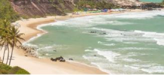 Pacote praias pelo Brasil