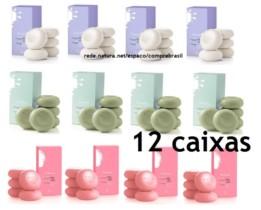 12 Caixas de Sabonete Natura Tododia