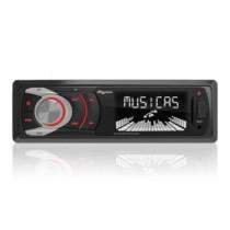 Som Automotivo Quatro Rodas MP3 Player MTC6608, USB, Auxiliar, Cartão SD e 7Wx4