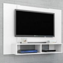 Painel para TV até 42 Polegadas 2 Nichos Navi Móveis Bechara Branco