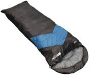 Saco De Dormir Viper 5º á 12ºC – Nautika Preto/Azul
