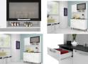 Ótimo Parcelado!!! Cozinha Compacta Itatiaia Amêndoa 6000000694 – 5 Portas 1 Gaveta