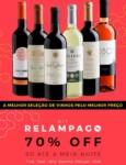 #APROVEITEM SÓ ATÉ A MEIA – NOITE!!! Kit Relâmpago -2-com 6 garrafas 70% OFF